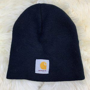 Carhartt Winter Acrylic Beanie Black Hat